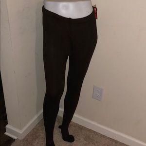 Vintages Brown legging tights